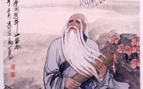 De vier leefregels van het taoïsme