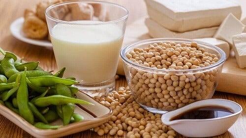 Haal je calcium uit soja