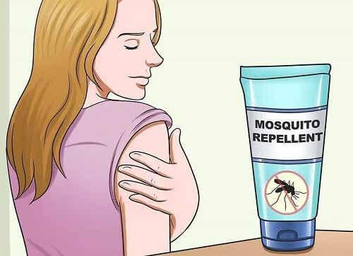Hoe maak je zelf een natuurlijke anti-muggenlotion?
