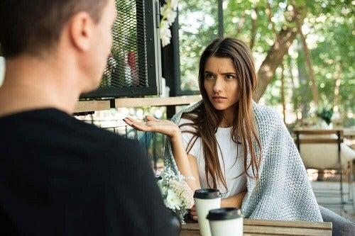 Kritiek geven op je partner