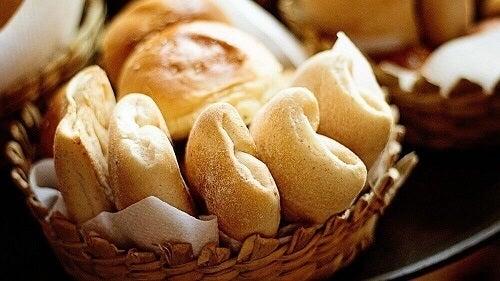 Vermijd industriële gebakjes bij het ontbijt