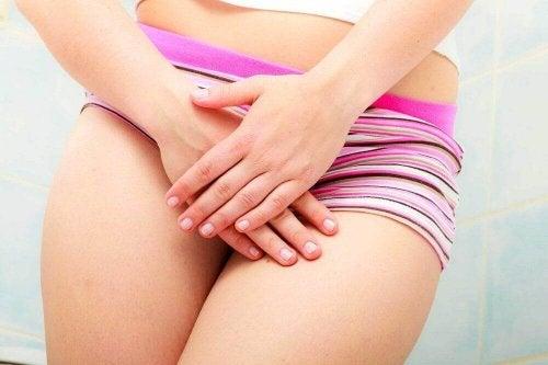 Vulvitis of irritatie van de vagina