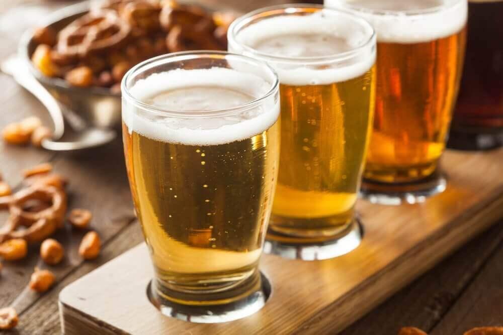 Voordelen van bier voor je haar