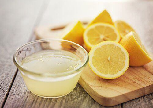 Citroen en citroensap