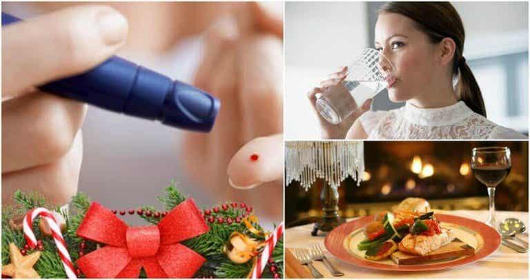 7 manieren om diabetes onder controle te houden tijdens de feestdagen