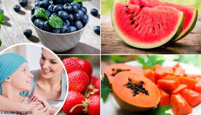 De ontwikkeling van kanker voorkomen met groenten en fruit