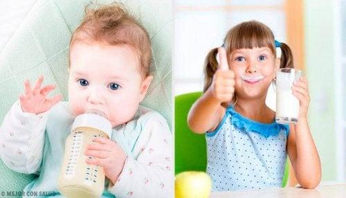 Wat is de gezondste melk voor kinderen?