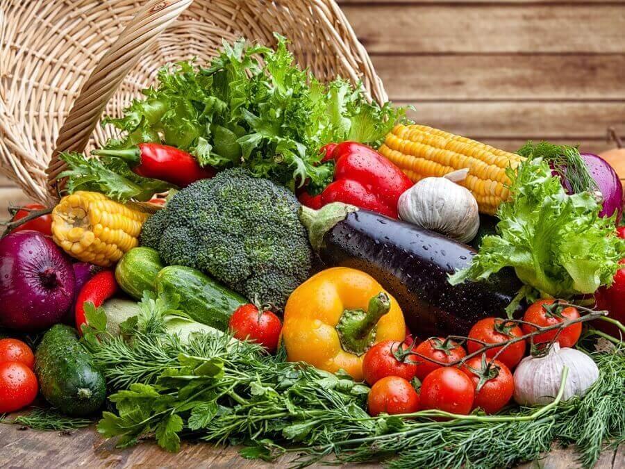 De ontwikkeling van kanker voorkomen met groenten