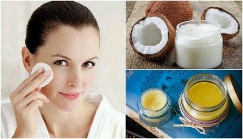 Maak je eigen make-up remover crème
