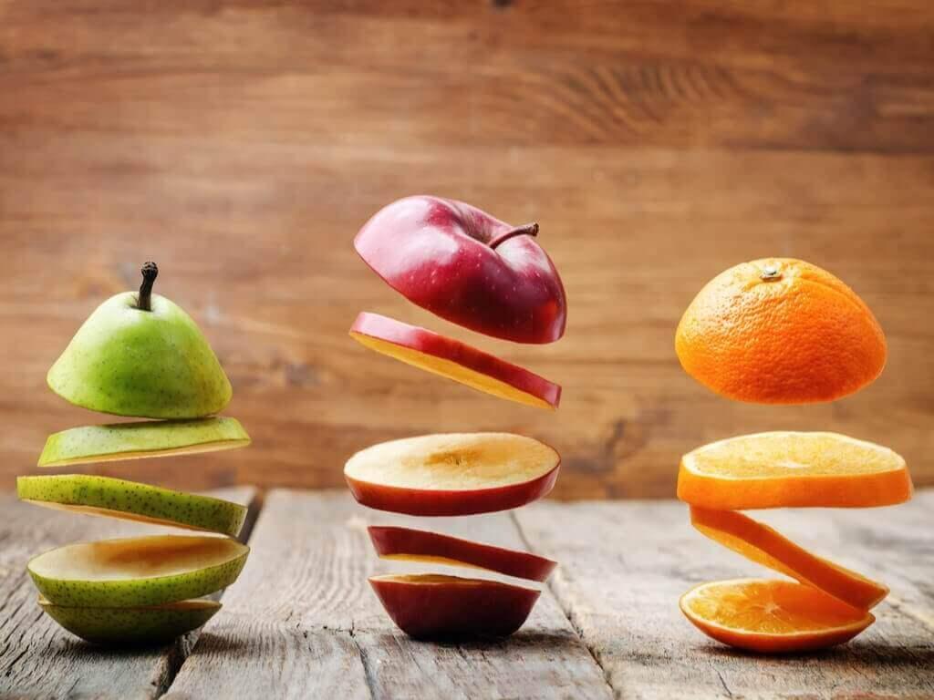 De ontwikkeling van kanker voorkomen met fruit