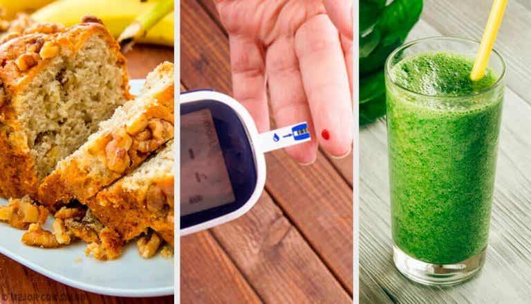 4 recepten voor diabeten