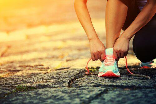 Rennen voor een goede gezondheid