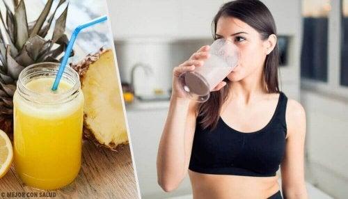 6 smoothies om gifstoffen te filteren uit je lichaam
