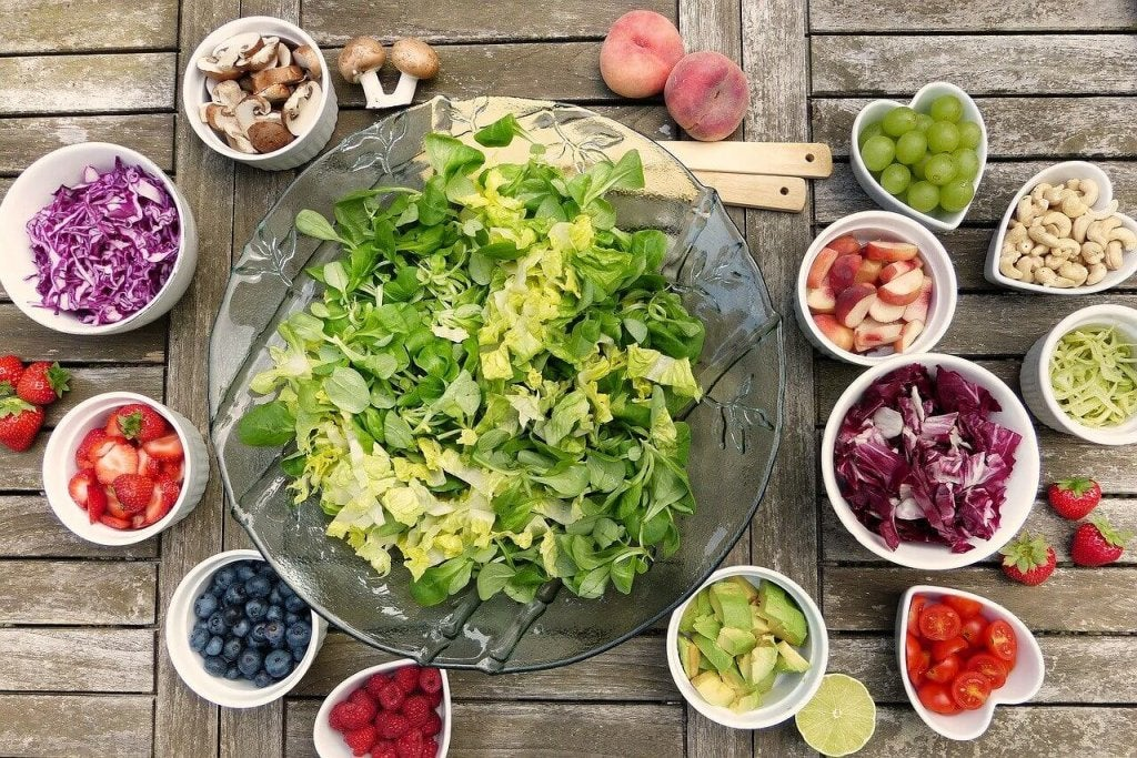 Probeer deze snelle en simpele salades