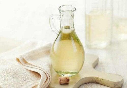 Witte azijn