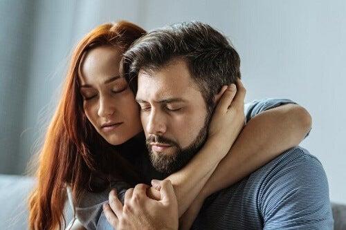 welzijn in een relatie tussen man en vrouw