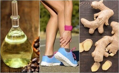 De behandeling van een achillespeesontsteking met 5 natuurlijke remedies