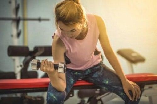 Doe fysieke oefeningen