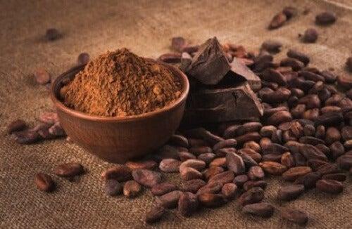 Pure chocolade geeft je een gelukkig gevoel