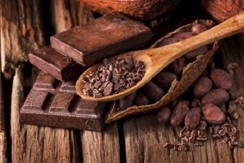 Pure chocolade is goed voor de darmen