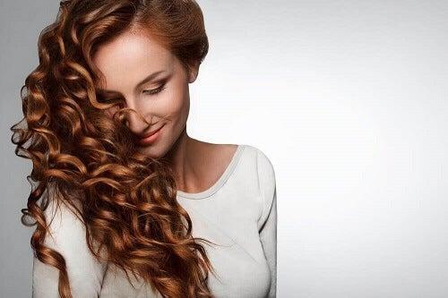 Een conditioner voor krullend haar