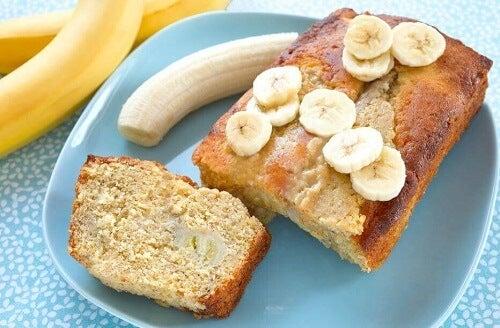 Maak zelf een cake met banaan op 3 verschillende manieren