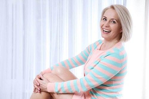 Ontdek de geweldige charme van de menopauze