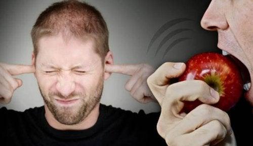 Overgevoeligheid voor lawaai