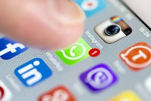 Sociale netwerken in de relatie
