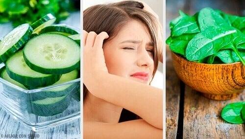 Wat moet je eten bij hoofdpijn? Deze voedingsmiddelen kunnen helpen