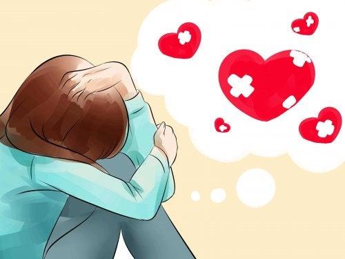 De angst om weer een romantische relatie te beginnen