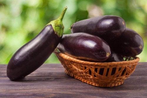 Cholesterol natuurlijk verlagen met auberginewater