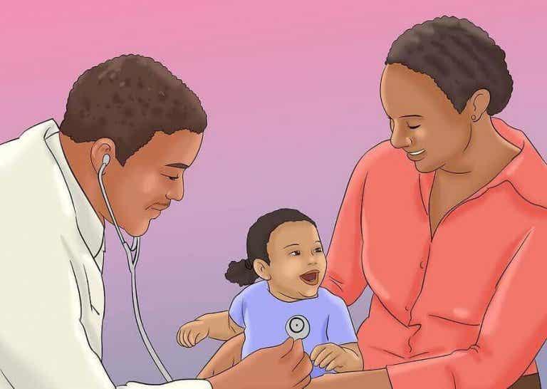 7 tekenen dat je baby naar de dokter moet