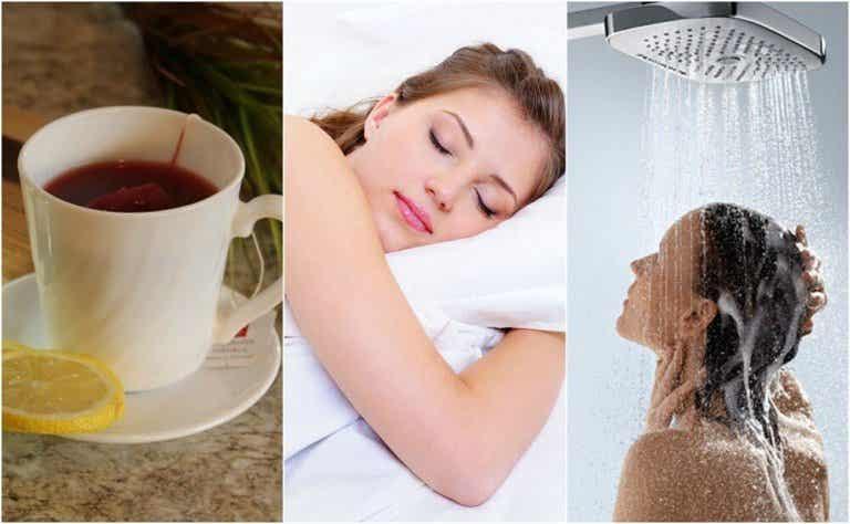 7 avondgewoonten om beter te kunnen slapen