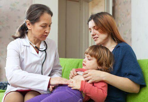 Symptomen van darmparasieten