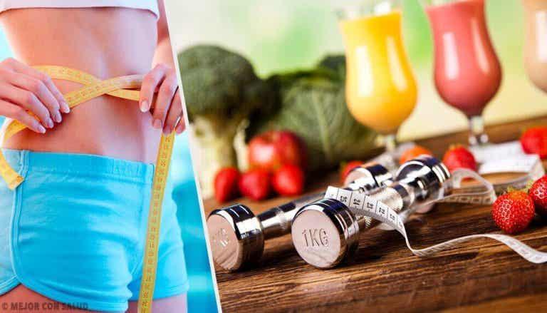 7 eenvoudige tips om gewicht te verliezen na de feestdagen
