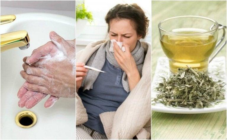 Wat je moet doen als je de griep hebt