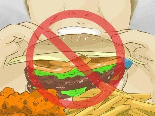 Abnormaal dieet