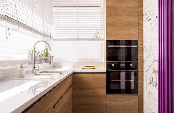 6 geniale manieren om een kleine keuken in te richten gezonder leven