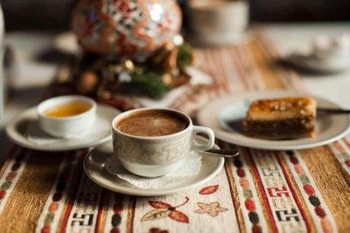 Koffie en frisdrank