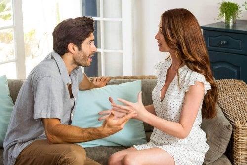 Ken de tekenen van een dominante partner