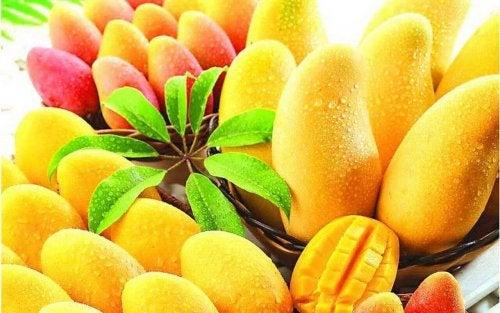 Mango biedt energie