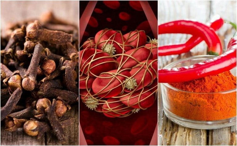 6 natuurlijke middelen tegen bloedstolsels