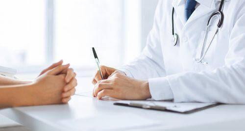 Raadpleeg een arts om cellulitis te bestrijden