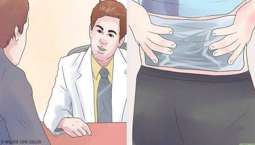 10 gewoonten die rugpijn veroorzaken