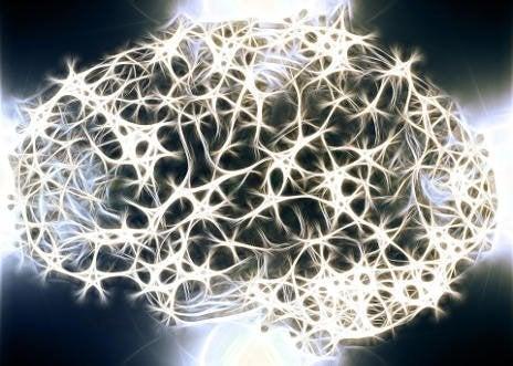 Hersenen met Alzheimer
