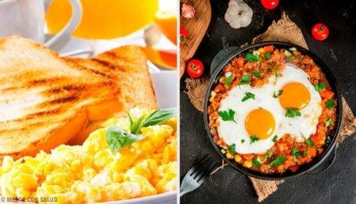 De geweldige voedingswaarde van eieren