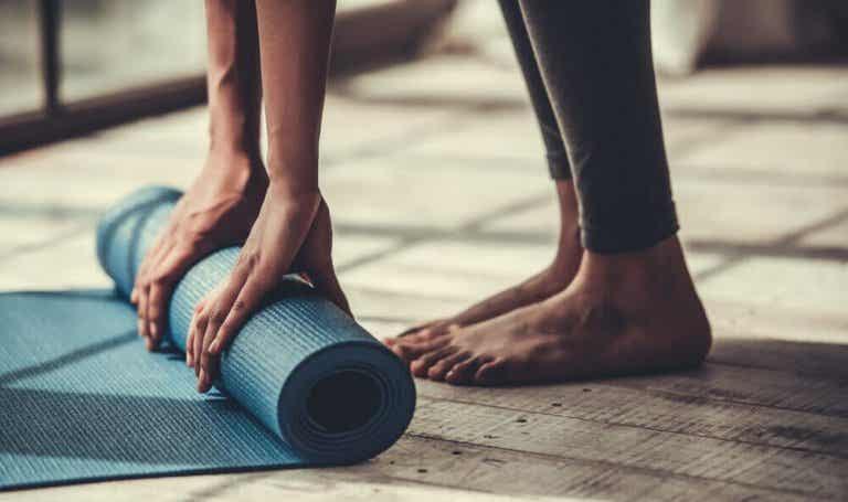 5 yogahoudingen voor als je niet erg lenig bent