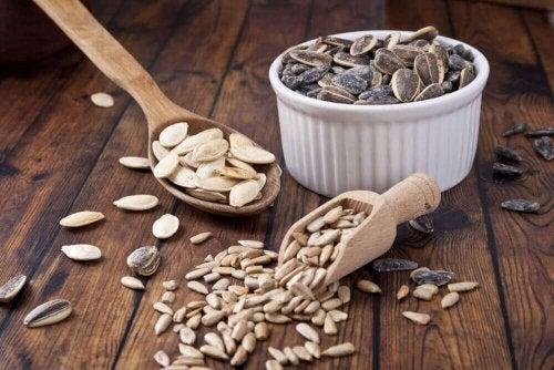 5 zaden die gewichtsverlies bevorderen