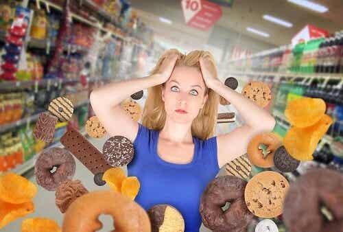 Stil je zin in zoetigheden met 5 voedingsmiddelen